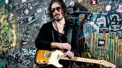 Photo of Richie Kotzen's Thrilling New Single 'Riot'