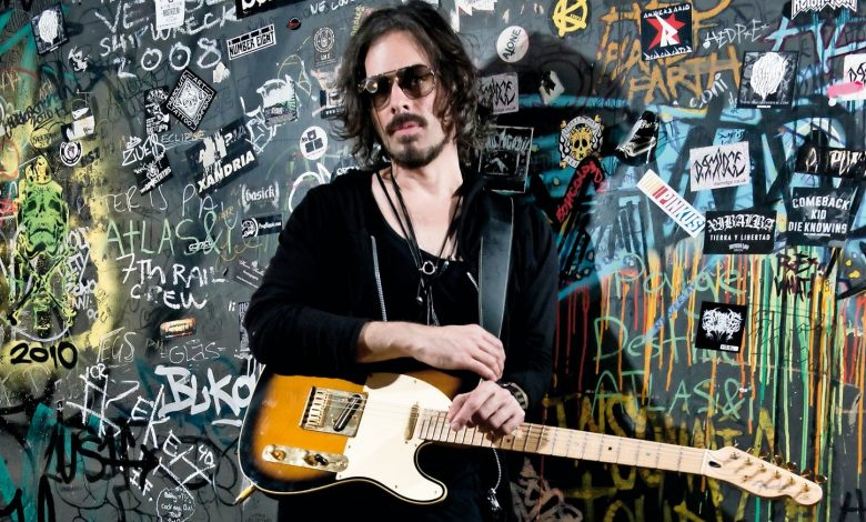 Photo of Richie Kotzen Unleashed New Music Video 'End Of Earth'