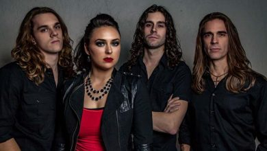 "Photo of Paralandra's Latest EP ""Ascension"""