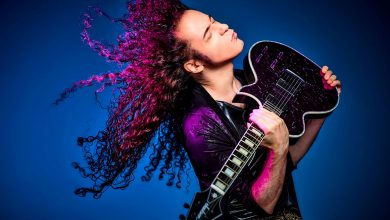 "Photo of Feeling Marty Friedman's Energetic Vibe on ""One Bad M.F. Live"""