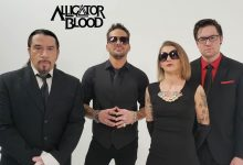 Photo of Alligator Blood's Latest Single 'Done'