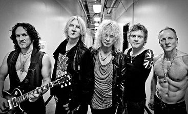 Def Leppard Premiering New Music Video